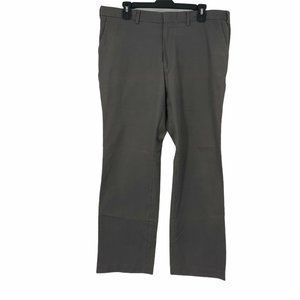 Apt 9 36X30 Modern Straight Flat Front Chino Pants